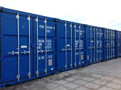 Container Storage in Nuneaton